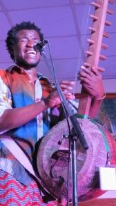 Performance at Nile Casino Hotel, Jinja, Uganda.