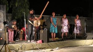 Msafiri Zawose & Sauti Band in Bagamoyo, Tanzania for Pamoja Jam.